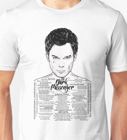 Dexter The Dark Passenger Unisex T-Shirt