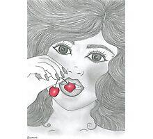 Sweet Cherry Photographic Print