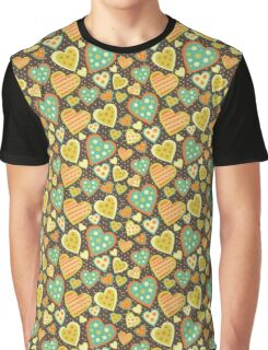 Sweet Hearts Graphic T-Shirt