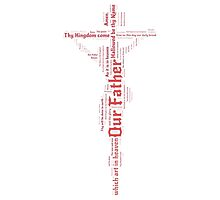 Lord's Prayer by HeckaDoodleDo