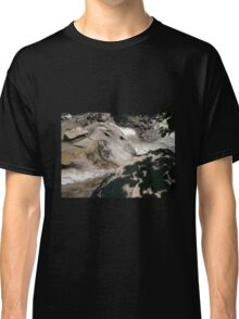 There is light despite of all the darkness Classic T-Shirt