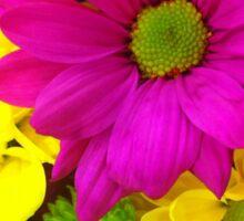 Springtime Flowers Sticker
