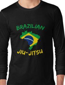 Brazilian Jiu-Jitsu Martial Arts Long Sleeve T-Shirt