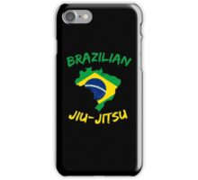 Brazilian Jiu-Jitsu Martial Arts iPhone Case/Skin