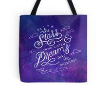 Stars and Dreams Tote Bag
