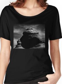 Entrada Sandstone Formations Women's Relaxed Fit T-Shirt