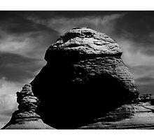 Entrada Sandstone Formations Photographic Print