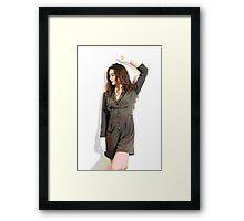 Shoot No.1 Framed Print