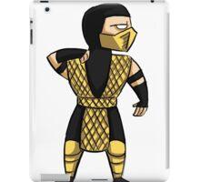 Scorpion (MKII) iPad Case/Skin