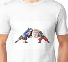Gohan and Trunks Bape Unisex T-Shirt