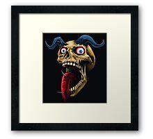 Sooo Metal!!!! Framed Print