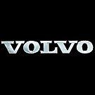 Old Volvo Emblem (Studio pouches, laptop skin/sleeve) by Matti Ollikainen