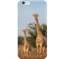 Leaning Towers of Critter iPhone Case/Skin