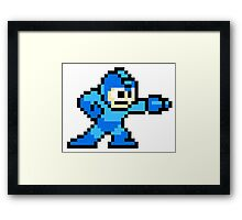 Pixel Hero Sega Framed Print