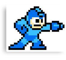Pixel Hero Sega Canvas Print