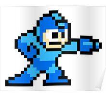 Pixel Hero Sega Poster