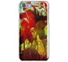 Abstract Body iPhone Case/Skin
