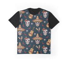 Mexican pattern Graphic T-Shirt