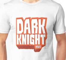 Graphic Heroes: Knight Unisex T-Shirt