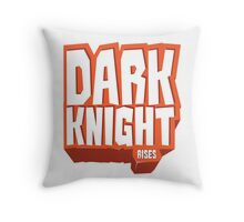 Graphic Heroes: Knight Throw Pillow