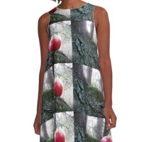 In the forest . A-Line Dress