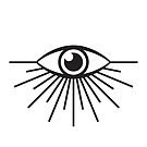 all seeing divine eye is watching you by kislev