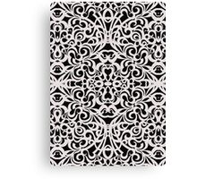 Baroque Style Inspiration Canvas Print