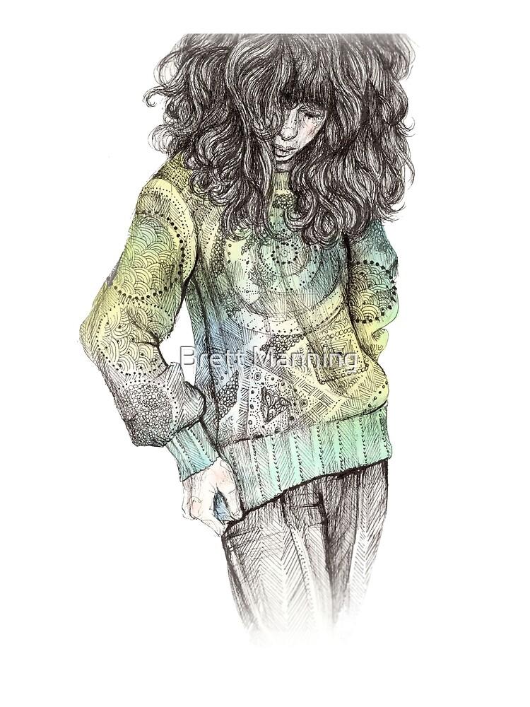 Fancy Sweater by brettisagirl