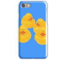 quack quack quack ! iPhone Case/Skin