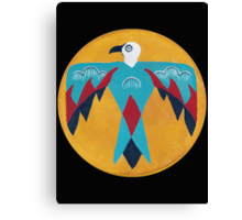 Native American Thunderbird - T-shirt Canvas Print