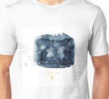 Cancer Zodiac Constellation Unisex T-Shirt