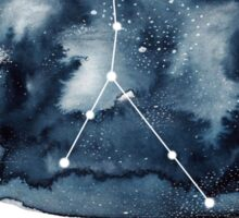 Cancer Zodiac Constellation Sticker