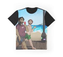 Going For A Walk - Fernweh Graphic T-Shirt
