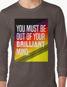 Brilliant Mind Long Sleeve T-Shirt