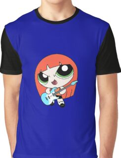 Hayley Williams Paramore Power Puff Graphic T-Shirt