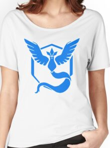 Team Mystic Pokémon GO shirt/case Women's Relaxed Fit T-Shirt