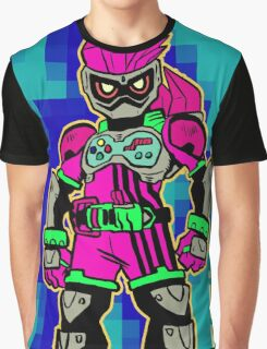 Ex-Aid Game Over Graphic T-Shirt