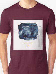Capricorn Zodiac Constellation  Unisex T-Shirt