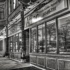Downtown Elgin, Illinois by Roger Passman