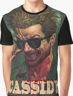 Cassidy from Preacher Graphic T-Shirt