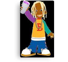 Young Thug Lil Bill Canvas Print