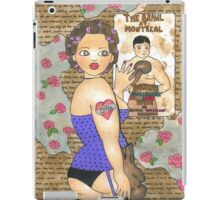 Billy's Girl iPad Case/Skin