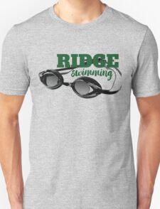 Ridge Swimming Goggles Unisex T-Shirt
