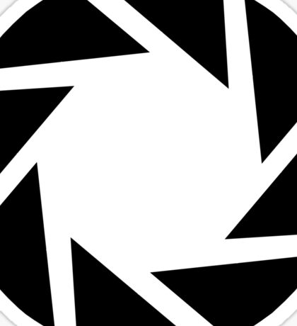Portal 2 Apature Labs Logo Sticker