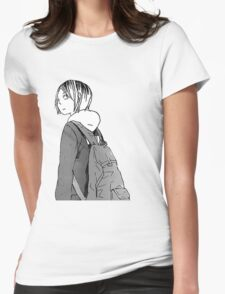 Kenma Womens Fitted T-Shirt