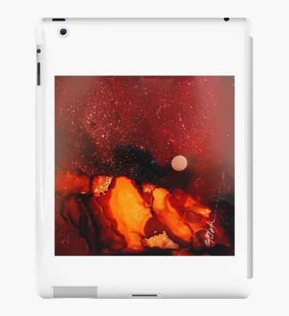 GOLD RUSH IV iPad Case/Skin