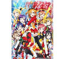 Love Live School Idol Movie Poster Photographic Print