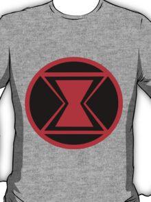 Black Widow Minimalist T-Shirt