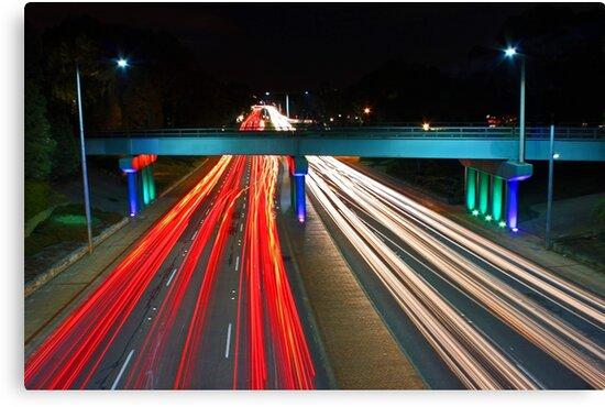 Peak Hour Traffic  by EOS20