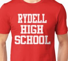 Grease - Rydell High School Unisex T-Shirt